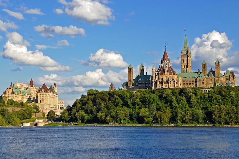 Đất nước Canada xinh đẹp