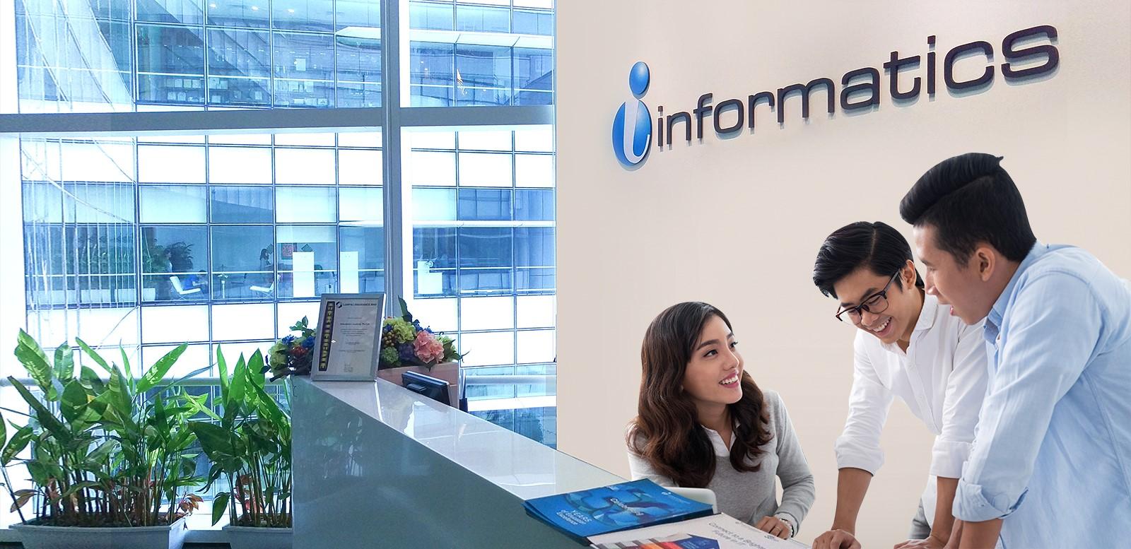 Học bổng 80% học phí của trường Informatics – Singapore