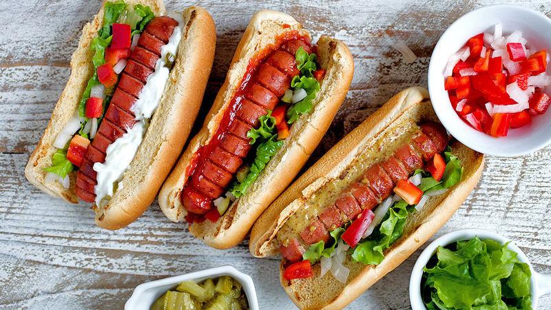 Hotdog - Món ngon tại Mỹ