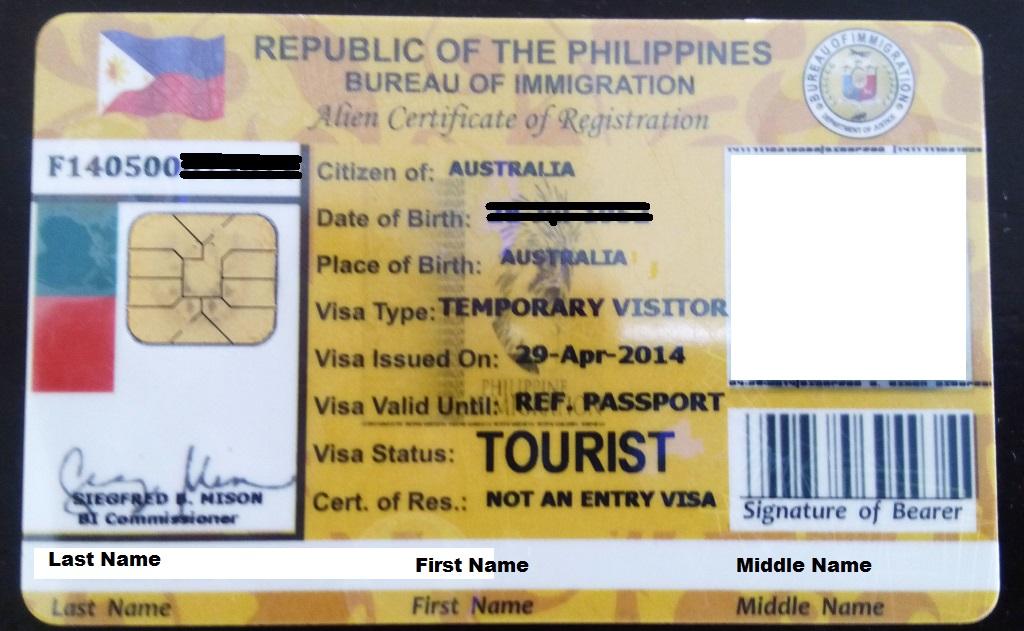 SSP và ACR I-CARD Philippines