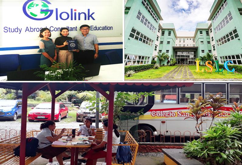 Buổi làm việc của Glolink và LSLC