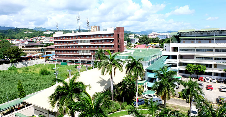 Tổng quan Trường Anh ngữ ZA English UV Campus - Du học Philippines - Du học Glolink