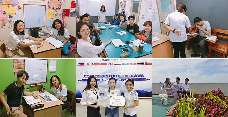 Đời sống học sinh Trường Anh ngữ ZA English UV Campus - Du học Philippines - Du học Glolink