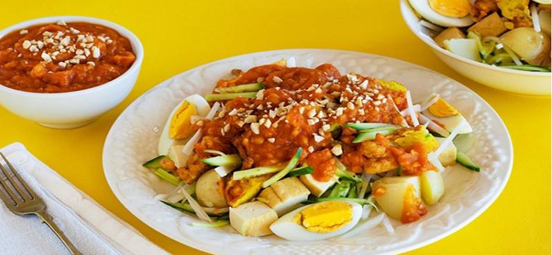 du lich Malaysia - Ẩm thực Malaysia