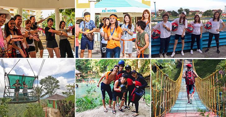 Hoạt động ngoại khóa trường anh ngữ Cebu Blue Ocean