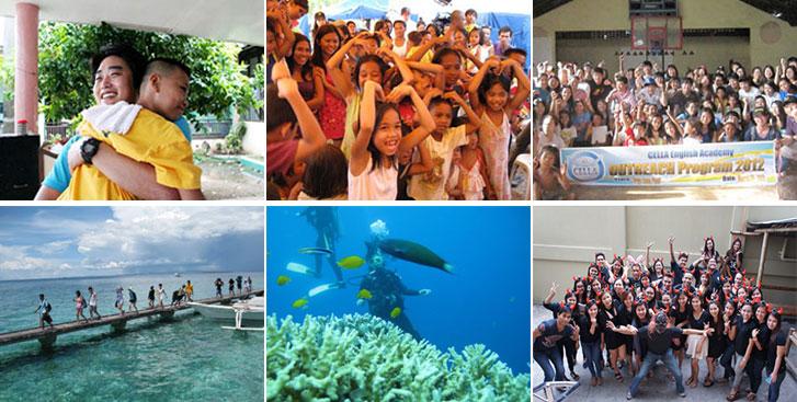 Cella Uni Campus - outside activities