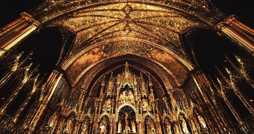 Nhà thờ Notre Dame Montreal