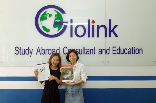 Trường Anh ngữ BECI làm việc với Du học Glolink 2019
