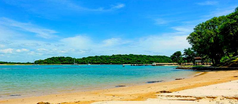 Những bãi biển xinh đẹp ở Singapore