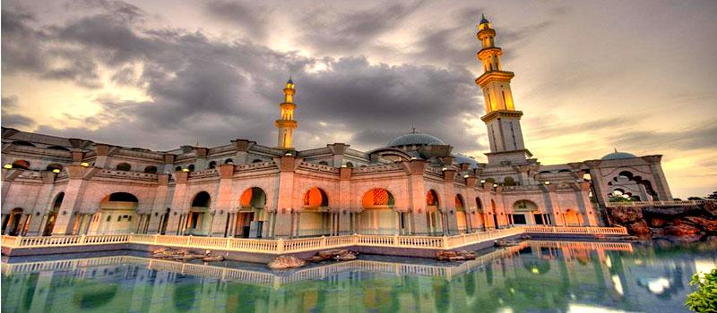 Nhà thờ Hồi giáo ở Malayisa