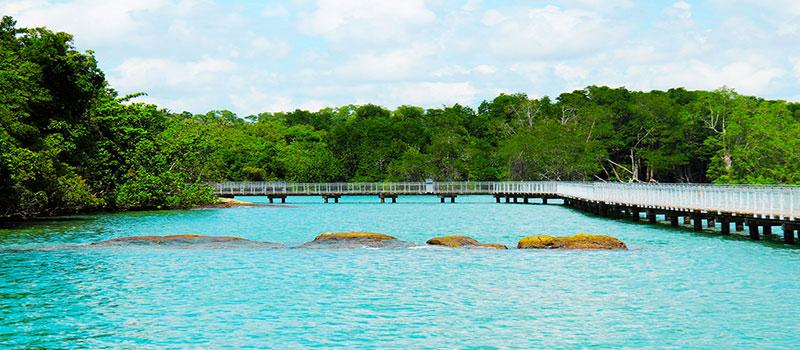 Những hòn đảo thơ mộng ở Singapore