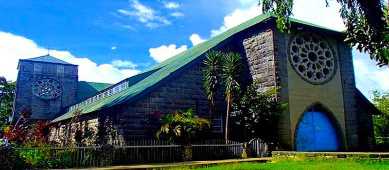 Nhà thờ cổ ở Philippines