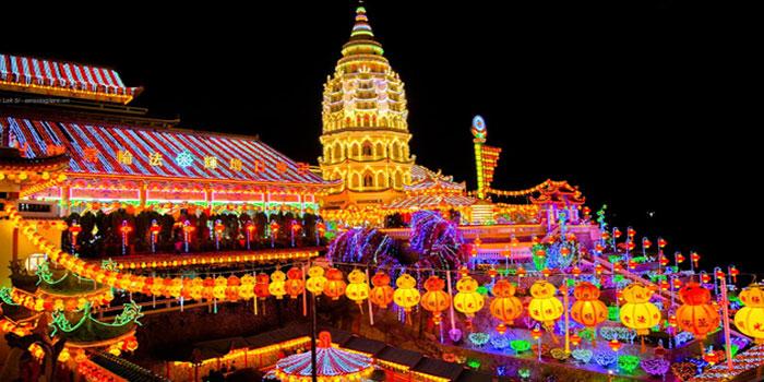 Lễ hội ở Malaysia