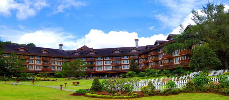 Điểm danh một số địa điểm du lịch thành phố Baguio