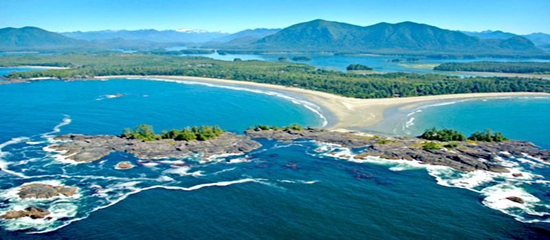 Top 10 bãi biển đẹp nhất khi du lịch ở Canada