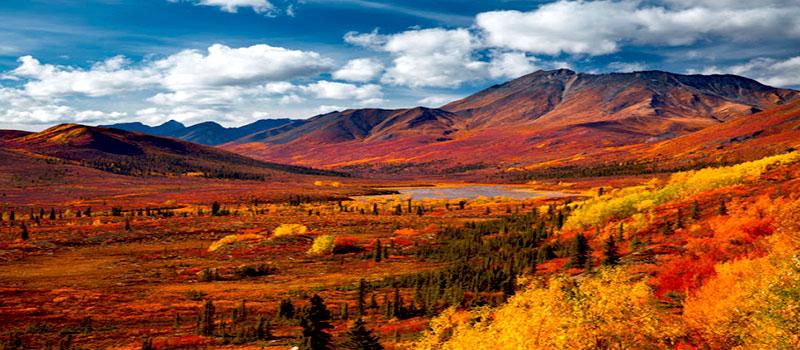 Top 15 địa danh đẹp nhất của Canada