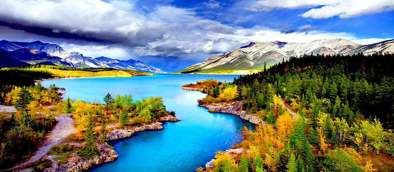 Những công viên quốc gia đẹp nhất tại Canada