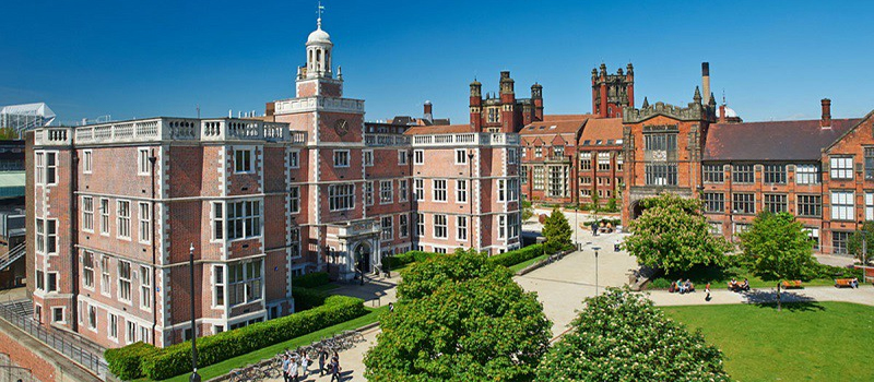 Học bổng trường Newcastle University